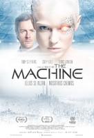 The Machine - Spanish Movie Poster (xs thumbnail)