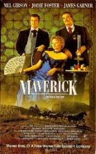 Maverick - Argentinian Movie Poster (xs thumbnail)