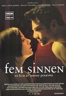 The Five Senses - Swedish Movie Poster (xs thumbnail)