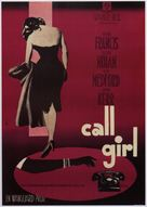 Girl of the Night - Swedish Movie Poster (xs thumbnail)