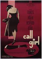 Girl of the Night - Swedish Movie Poster (xs thumbnail)