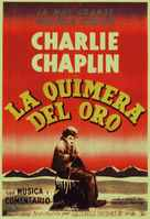 The Gold Rush - Argentinian Movie Poster (xs thumbnail)
