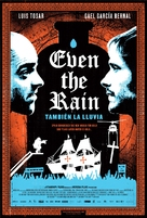 También la lluvia - Movie Poster (xs thumbnail)