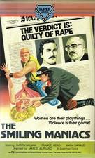 Corruzione al palazzo di giustizia - VHS cover (xs thumbnail)