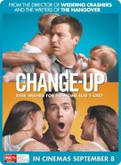 The Change-Up - Australian Movie Poster (xs thumbnail)