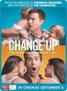 The Change-Up - Australian Movie Poster (xs thumbnail)
