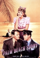 The Palm Beach Story - German Movie Poster (xs thumbnail)