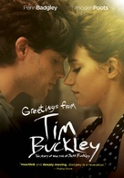 Greetings from Tim Buckley - DVD cover (xs thumbnail)