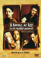 Lock Stock And Two Smoking Barrels - Hungarian Movie Cover (xs thumbnail)