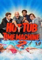 Hot Tub Time Machine 2 - DVD cover (xs thumbnail)