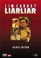 Liar Liar - DVD cover (xs thumbnail)