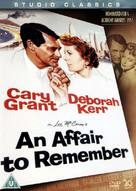 An Affair to Remember - British DVD movie cover (xs thumbnail)