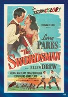 The Swordsman - DVD cover (xs thumbnail)