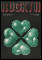 Rocky II - Polish Movie Poster (xs thumbnail)