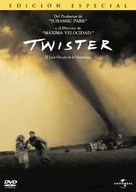 Twister - Argentinian Movie Cover (xs thumbnail)