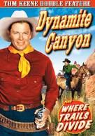 Dynamite Canyon - DVD cover (xs thumbnail)
