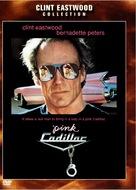 Pink Cadillac - DVD cover (xs thumbnail)