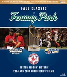 """2007 World Series: Boston Red Sox vs. Colorado Rockies"" - Blu-Ray cover (xs thumbnail)"
