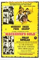 Mackenna's Gold - Australian Movie Poster (xs thumbnail)