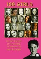 100 Girls - Dutch DVD movie cover (xs thumbnail)