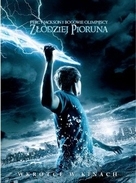 Percy Jackson & the Olympians: The Lightning Thief - Polish Movie Poster (xs thumbnail)