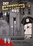 Les espions - Danish Movie Poster (xs thumbnail)