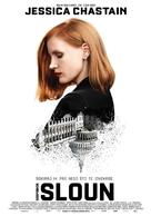 Miss Sloane - Serbian Movie Poster (xs thumbnail)