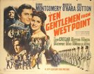 Ten Gentlemen from West Point - Movie Poster (xs thumbnail)