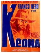 Keoma - French Movie Poster (xs thumbnail)