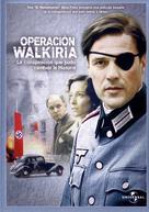 Stauffenberg - Spanish DVD cover (xs thumbnail)
