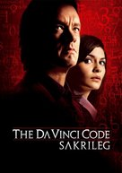 The Da Vinci Code - German Movie Poster (xs thumbnail)