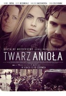 The Face of an Angel - Polish Movie Poster (xs thumbnail)