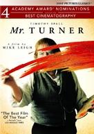 Mr. Turner - DVD cover (xs thumbnail)