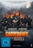Showdown in Manila - German DVD movie cover (xs thumbnail)