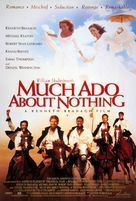 Much Ado About Nothing - Movie Poster (xs thumbnail)