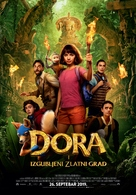 Dora and the Lost City of Gold - Serbian Movie Poster (xs thumbnail)