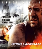 Die Hard: With a Vengeance - German Blu-Ray movie cover (xs thumbnail)