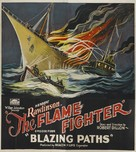 The Flame Fighter - Movie Poster (xs thumbnail)