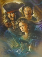 Pirates of the Caribbean: Dead Man's Chest - poster (xs thumbnail)