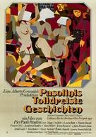 I racconti di Canterbury - German Movie Poster (xs thumbnail)