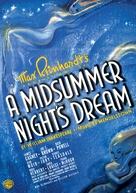 A Midsummer Night's Dream - DVD movie cover (xs thumbnail)