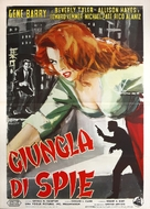 Hong Kong Confidential - Italian Movie Poster (xs thumbnail)