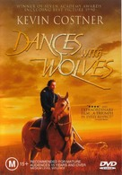 Dances with Wolves - Australian Movie Cover (xs thumbnail)