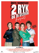 2 ryk og 1 aflevering - Danish poster (xs thumbnail)