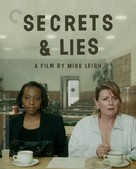 Secrets & Lies - Movie Cover (xs thumbnail)