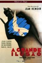 La grande illusion - Brazilian Movie Cover (xs thumbnail)