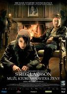 Män som hatar kvinnor - Slovak Movie Poster (xs thumbnail)