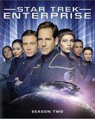 """Star Trek: Enterprise"" - Blu-Ray movie cover (xs thumbnail)"