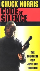Code Of Silence - VHS cover (xs thumbnail)
