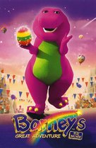Barney's Great Adventure - Movie Cover (xs thumbnail)
